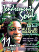 Tendrement Soul : Flyer : Front